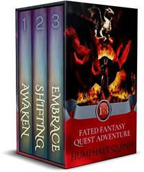 Firemancer Collection (Fated Fantasy Adventure Books 1-3)