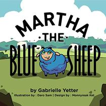 Martha the Blue Sheep
