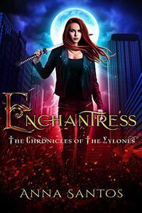 Enchantress: Paranormal Vampire Romance