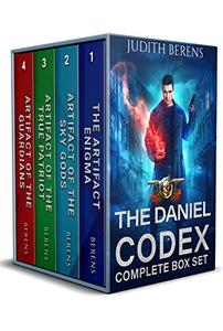 The Daniel Codex Complete Boxed Set (Books 1-4): The Artifact Enigma, Artifact Of The Sky Gods, Artifact Of The True Patriot, Artifact Of The Guardians