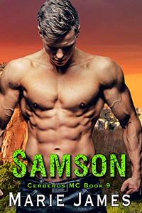 Samson: Cerberus MC Book 9