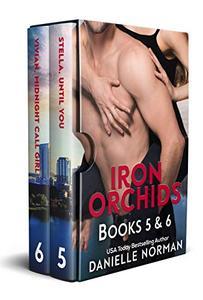 Iron Orchids Box Set 3: Books 5 & 6