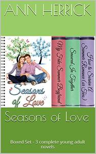 Seasons of Love: Boxed Set - 3 complete young adult novels