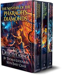 Ava & Carol Detective Agency Series: Books 1-3
