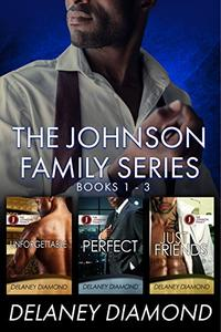 Johnson Family series (limited edition box set): Books 1-3