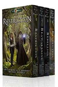 Rise of Magic Boxed Set One: A Kurtherian Gambit Series
