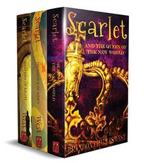 The Scarlet Hopewell Box Set: Books 1–3: The Keepers of Light, The Dragon's Burden, and The Queen of the New World