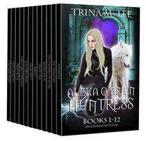 Alexa O'Brien Huntress Series Books 1-12 Collection