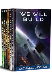 Kurtherian Gambit Boxed Set Two: Books 8-14, We Will Build, It's Hell To Choose, Release The Dogs of War, Sued For Peace, WE HAVE CONTACT, My Ride is a ... Line