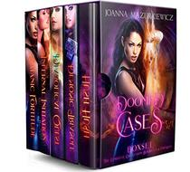 Doomed Cases Box Set: The Complete Collection Books 1- 4 & Prequel