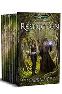 Rise of Magic Complete 2-ARC Omnibus:: Includes the first EIGHT books in the Epic Fantasy series!