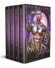 Gods and Shifters Boxset: A Paranormal Romance Collection