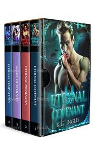 The Eternal Series - Books 1 to 4
