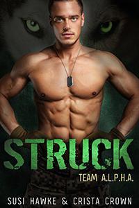 Struck: An MM Mpreg Romance