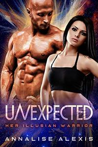 Unexpected: A First Contact Science Fiction Alien Romance