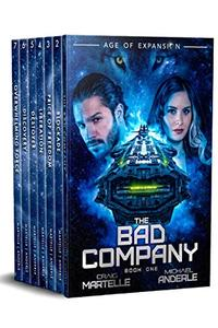 The Bad Company Complete Series Omnibus: Books 1 - 7