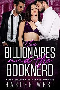 The Billionaires and The Book Nerd: A MFM Billionaire Romance