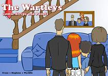 The Wartleys: Comic Strips and Panels