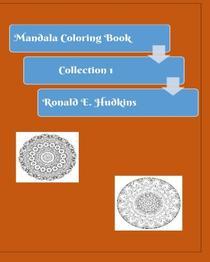 Mandala Coloring Book: Collection 1
