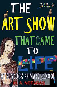 The Art Show That Came To Life At Bundock Primary School