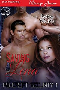 Saving Lena [Ashcroft Security 1]