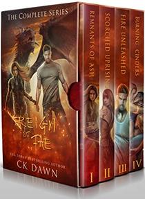 Reign of Fae: The Complete Series