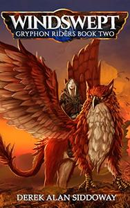 Windswept: Gryphon Riders Book Two