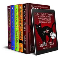 A Box Full of Trouble: 5 Black Cat Detective Novels from the Familiar Legacy series