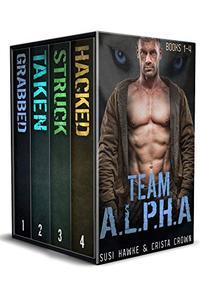 Team ALPHA Books 1-4