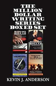 Million Dollar Writing Series Boxed Set: Includes Million Dollar Productivity, Million Dollar Professionalism, Worldbuilding: From Small Towns to Entire Universes, and Writing As a Team Sport