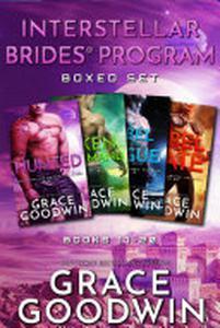 Interstellar Brides® Program Boxed Set: Books 17-20