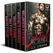 Road Devils MC Series: An Alpha Shifter Box Set