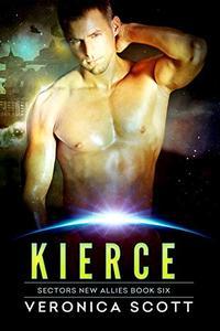 Kierce: A Badari Warriors SciFi Romance Novel