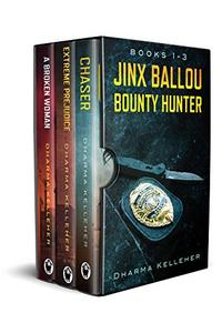 Jinx Ballou Bounty Hunter Boxset: Books 1-3