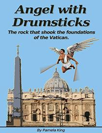 Angel with Drumsticks