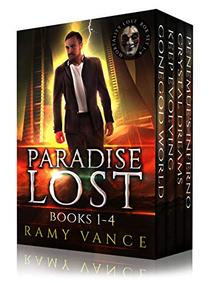 Paradise Lost - Boxed Set (Books 1 - 4): A Keep Evolving Supernatural Thriller