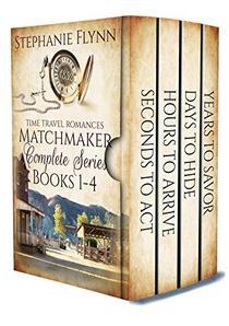 Matchmaker Complete Series Books 1-4: Time Travel Romances