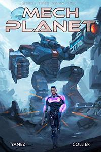 Mech Planet: A Mecha Space Opera Adventure