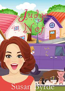 Judge Not: A Christian Cozy Mystery