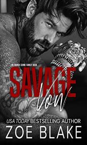 Savage Vow: A Dark Mafia Arranged Marriage Romance