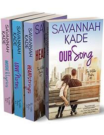The Wilder Books - The Complete Set: Our Song, HeartStrings, Love Notes, Music & Lyrics