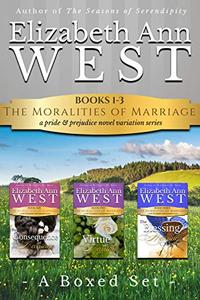 The Moralities of Marriage Books 1-3: A Boxed Set