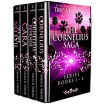 The Cornelius Saga Series (Books 1 - 4): Exciting Ghost Stories & Haunted House Collection