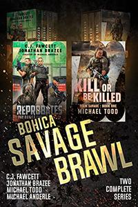 Bohica Savage Brawl: Two Complete Zoo Series: The BOHICA Chronicles and Team Savage