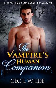 The Vampire's Human Companion: A M/M Paranormal Romance