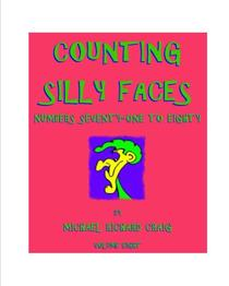 Counting Silly Faces Numbers 71-80