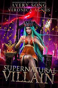 Supernatural Villain: A Paranormal Prison Romance