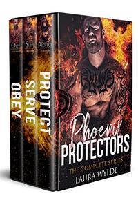 The Phoenix Night Shift: A Paranormal Reverse Harem Romance Box Set