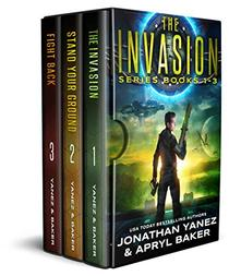 The Invasion Boxed Set : An Intergalactic Space Opera Adventure