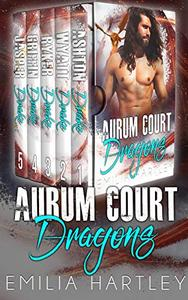 Aurum Court Dragons: Books 1 - 5